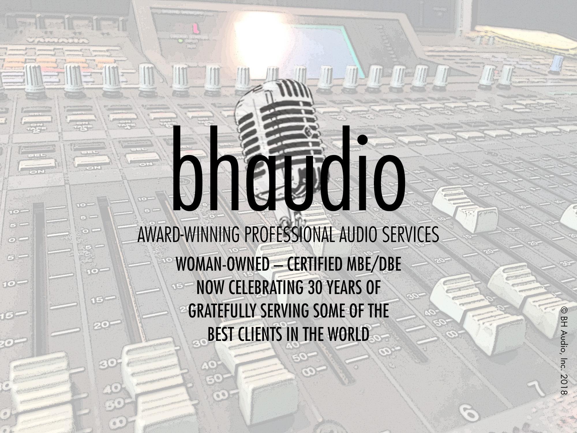BHAudio.com has...